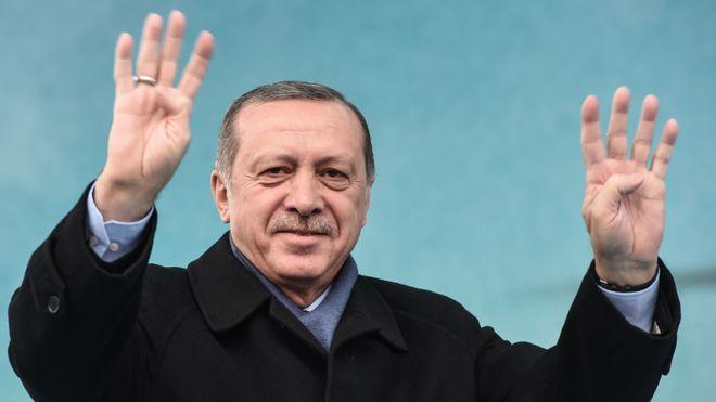 Turkey's President