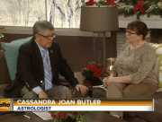 Cassandra Joan Butler - Cosmic Connections on AM BFLO - Star of Bethlehem