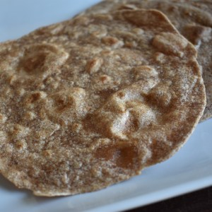 Chapati Roti Indian Style Flatbread