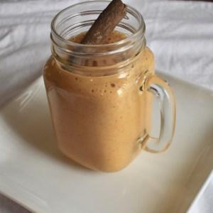 Persimmon Golden Milk Spiced Smoothie