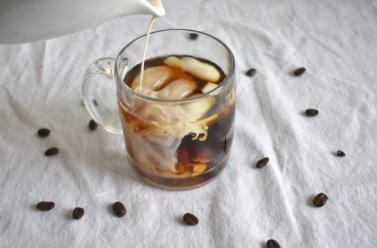 Copycat Starbucks Vanilla Sweet Cream Vanilla Cold Brew
