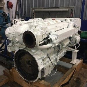 Moteur 500cv MAN D2866LE403