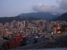 Our view of Taipei