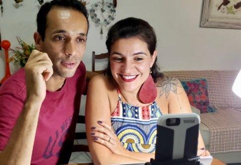 Cassiano e Melina - Casal do Propósito