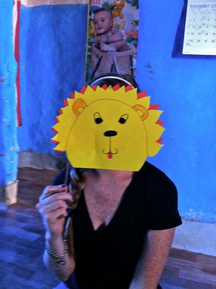 Amy the Lion