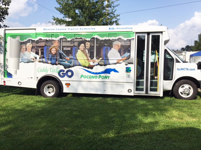 Monroe Transit rolls out new buses at the West End Fair