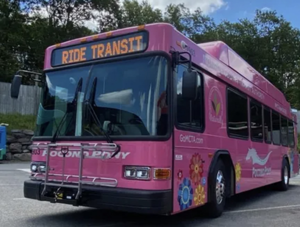 Cassidy designs new CNG buses for Monroe Transit