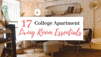 19 College Apartment Essentials On Amazon | Best Amazon ...