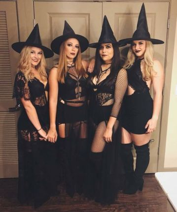 witch halloween costumes sexy