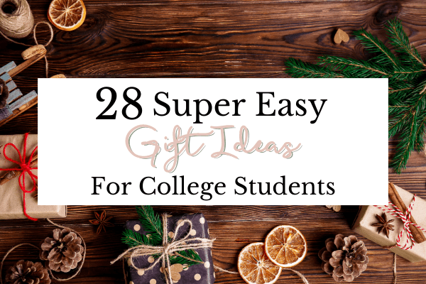 Holiday Gift Ideas For College Students | Awesome Gift Ideas