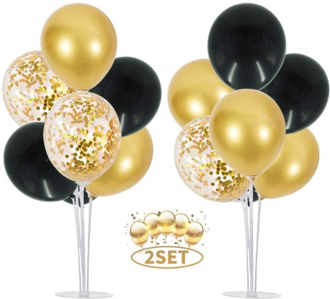 high school graduation party decorations balloon stand