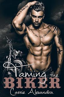 Taming The Biker E-Book Cover