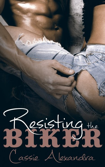 Resisting The Biker E-Book Cover