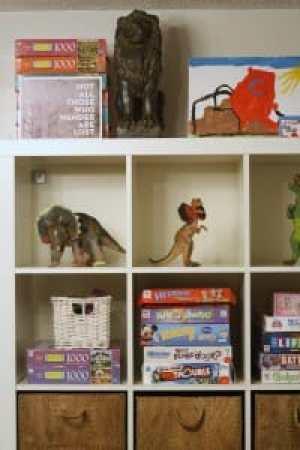 expedit storage in payroom