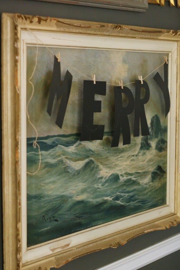 merry on art