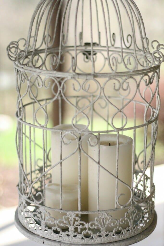birdcage candelier