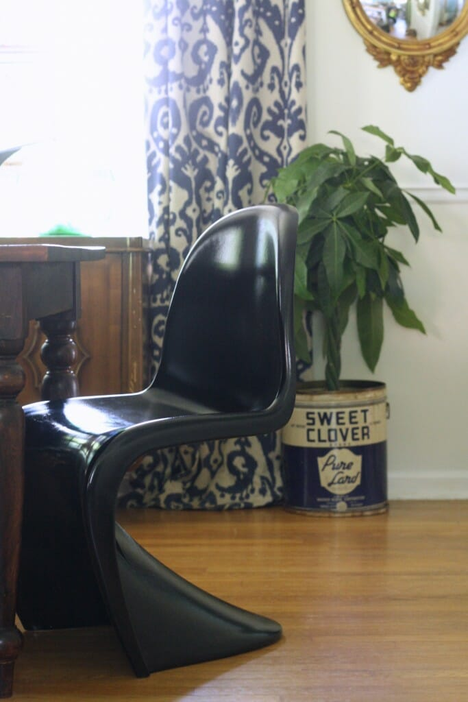 black S Chairs as head chairs