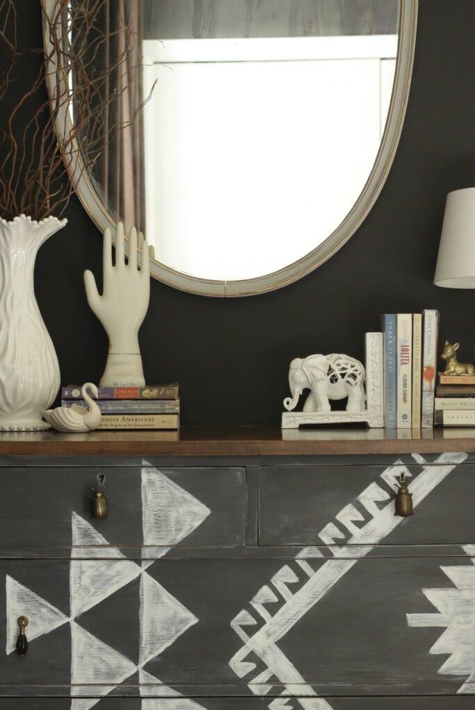 Guest Room Dresser Restyle
