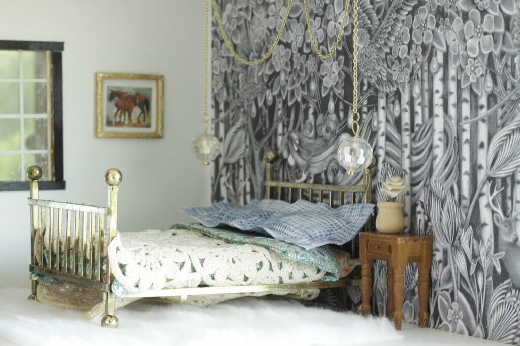Dollhouse Boho Master Bedroom