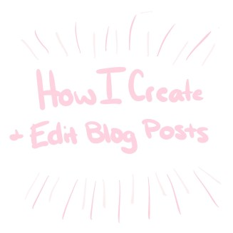 how to create blog posts