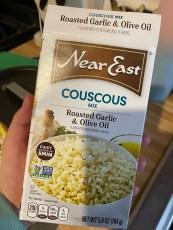 veggie couscous bowl