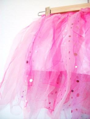 Cassiefairy Sparkly Pink Fairy Tutu