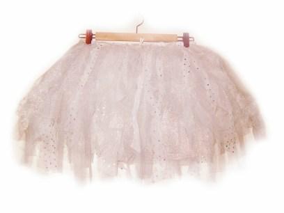 Cassiefairy Pink & Gold Fairy Tutu