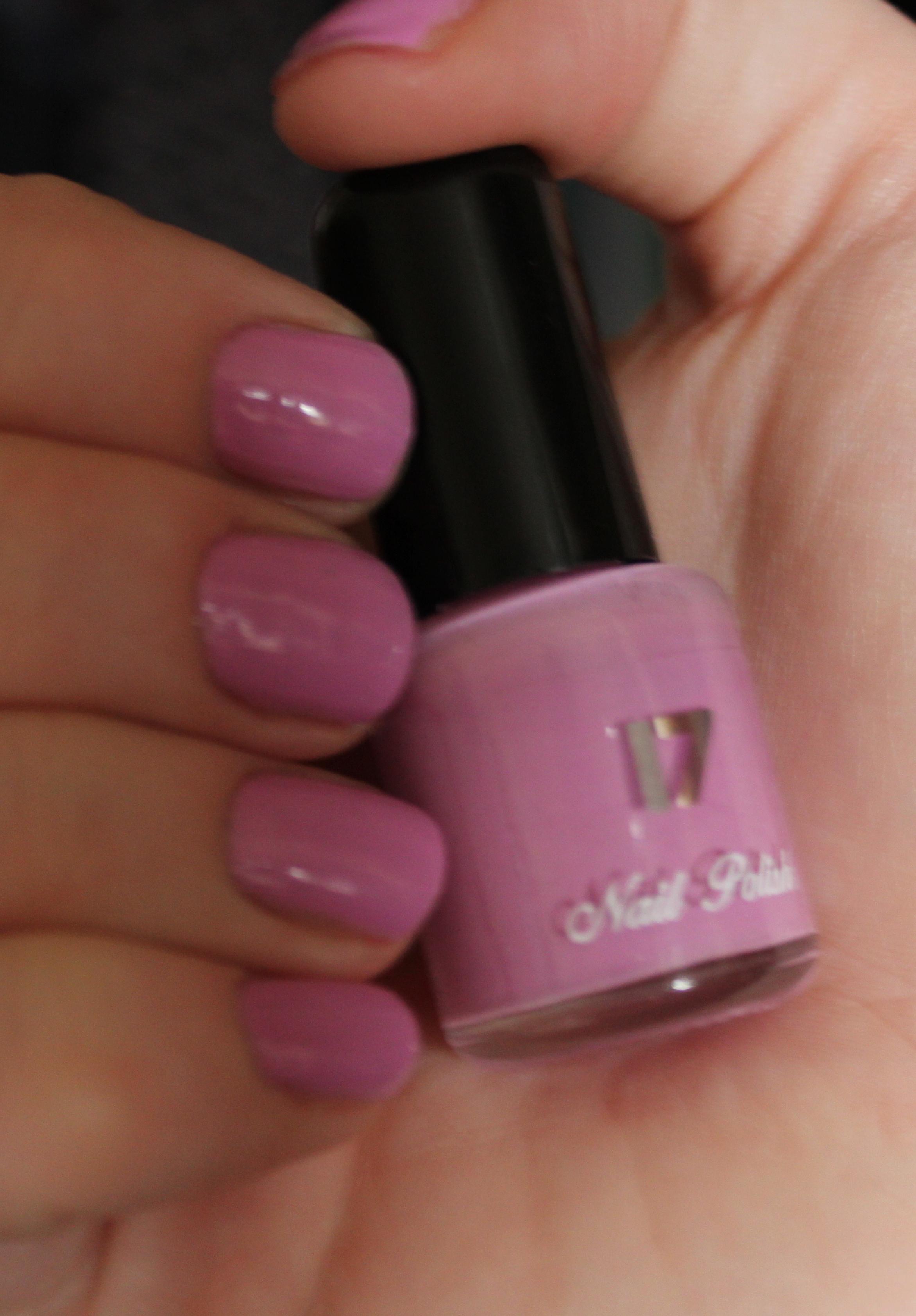 Lilac Boots 17 Nail Polish Nails Art