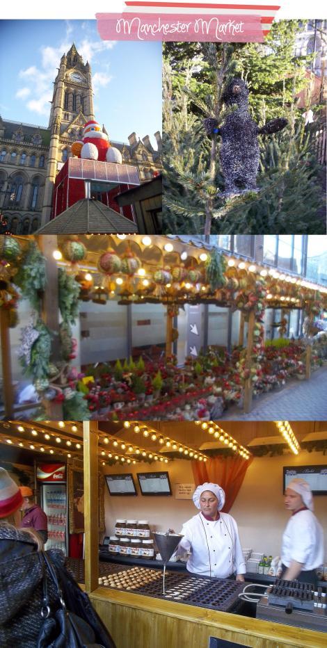manchester christmas market 2012