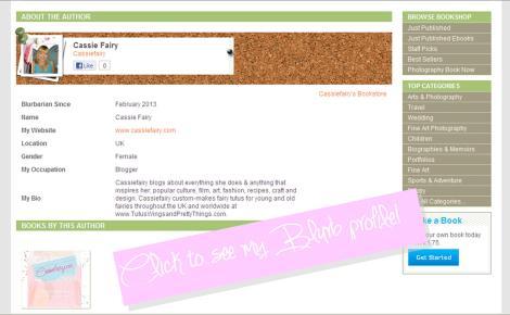 blurb book store cassiefairy profile page pieday friday recipe book 2013