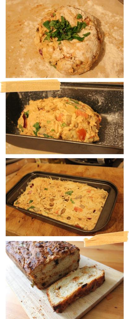 cassiefairy pieday friday recipe for herby pizza bread