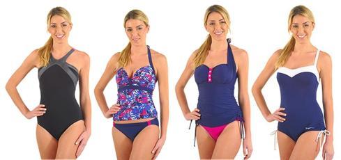 swimwear shapewear cupsized swimming costumes from zogg