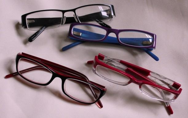Cassiefairy's glasses