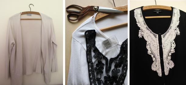 oxfam fashion DIY tutorial collars - you will need jpg