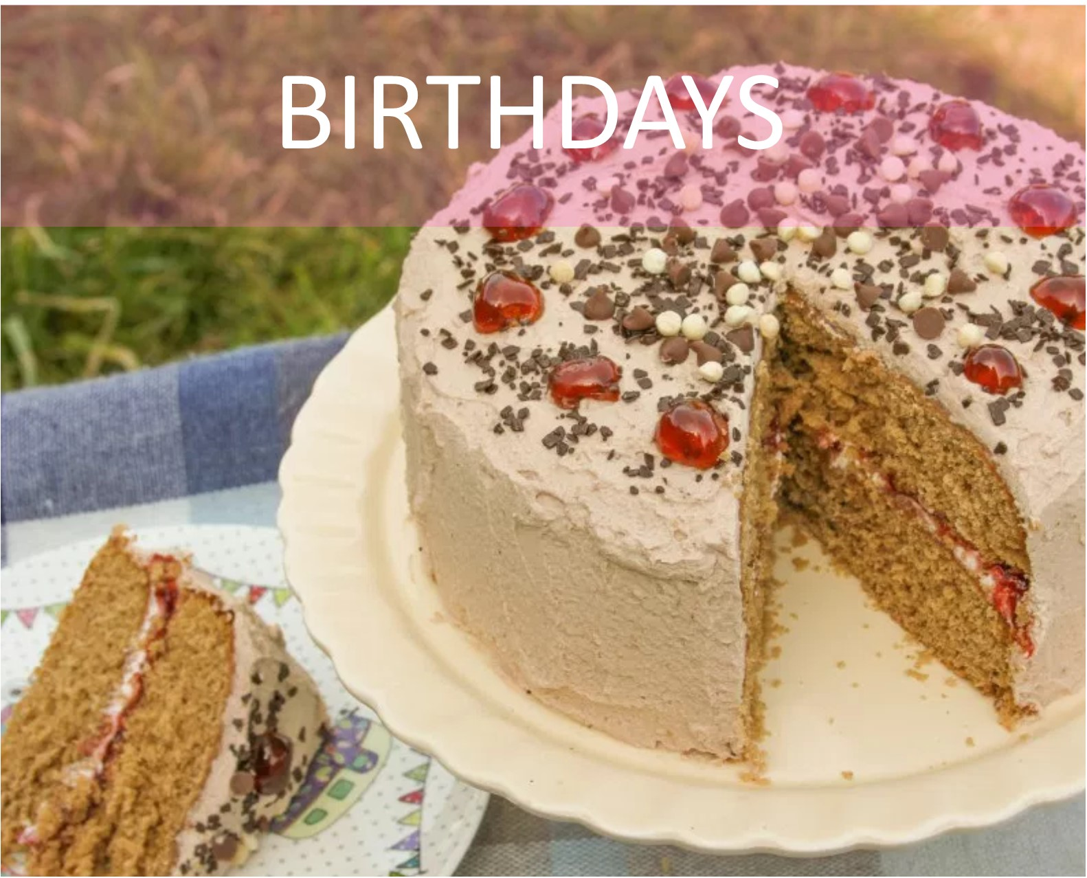 Party ideas & yummy cakes