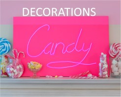 Easy DIY party decor projects