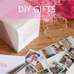 Low-cost present ideas handmade with love