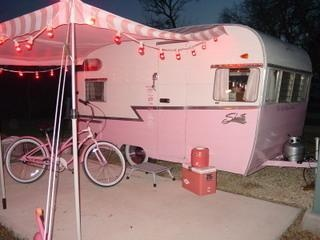 My little vintage caravan project ~ A fresh start with a new look