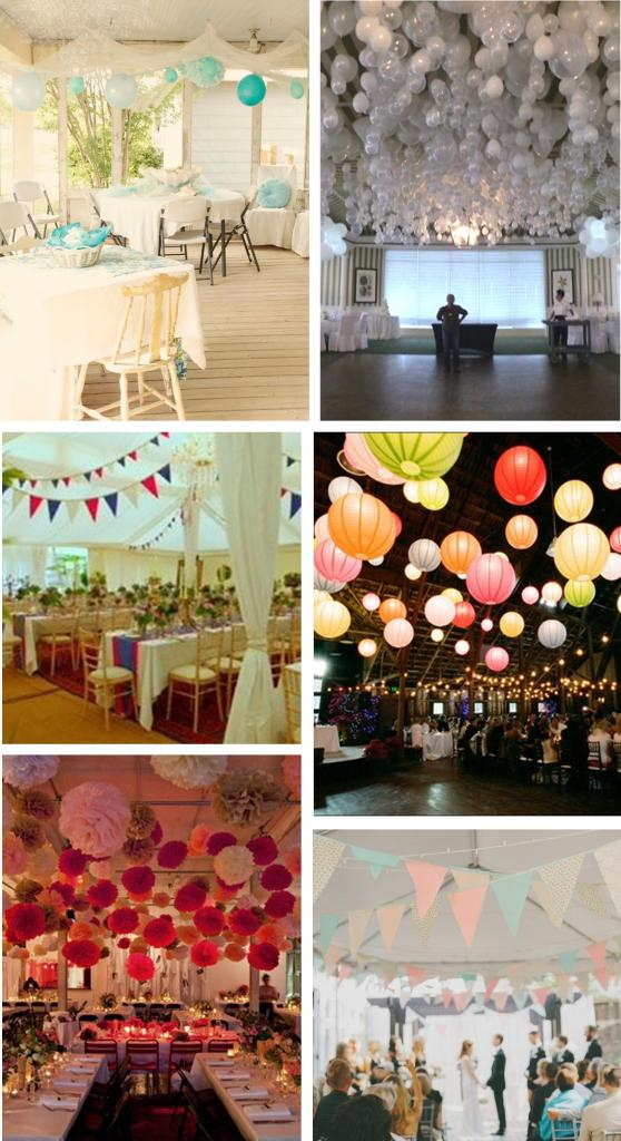 wedding anniversary party venue decorating inspirations mood board