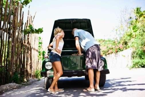 cassiefairy lifestyle blog car breakdown
