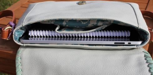 Cassiefairy blog Nica Estelle handbag satchel from Bagable