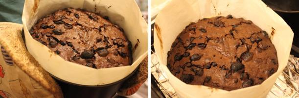 baking christmas cake boozy fruit recipe