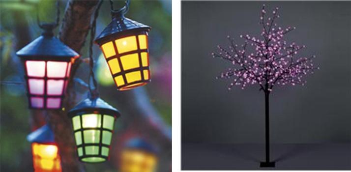 More Christmas Prep Shopping For Fairy Lights