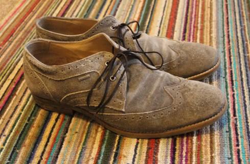 tuesdsay shoesday mens footwear grey suede brogues for ladies