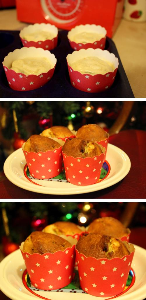 pieday friday recipes christmas day muffins