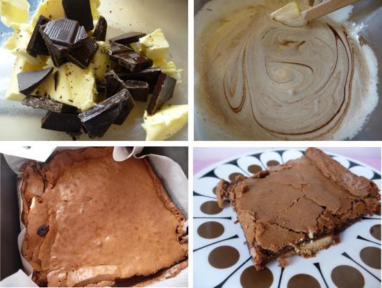 pieday friday choca mocha brownies recipe