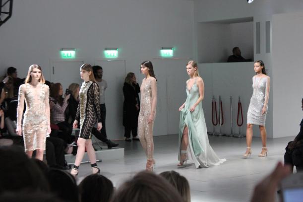 julien macdonald spring summer 2014 at london fashion weekend