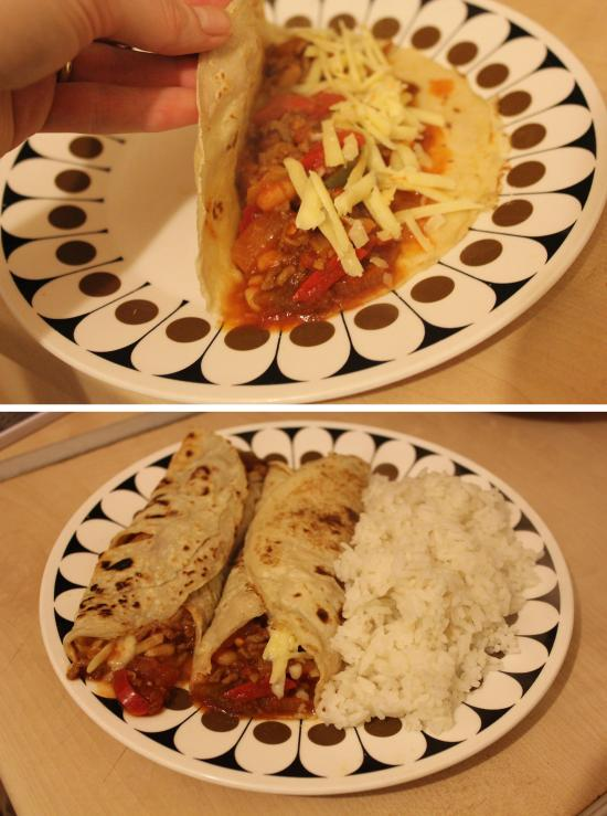 pieday friday recipe for chilli cheese pancakes for shrove tuesday