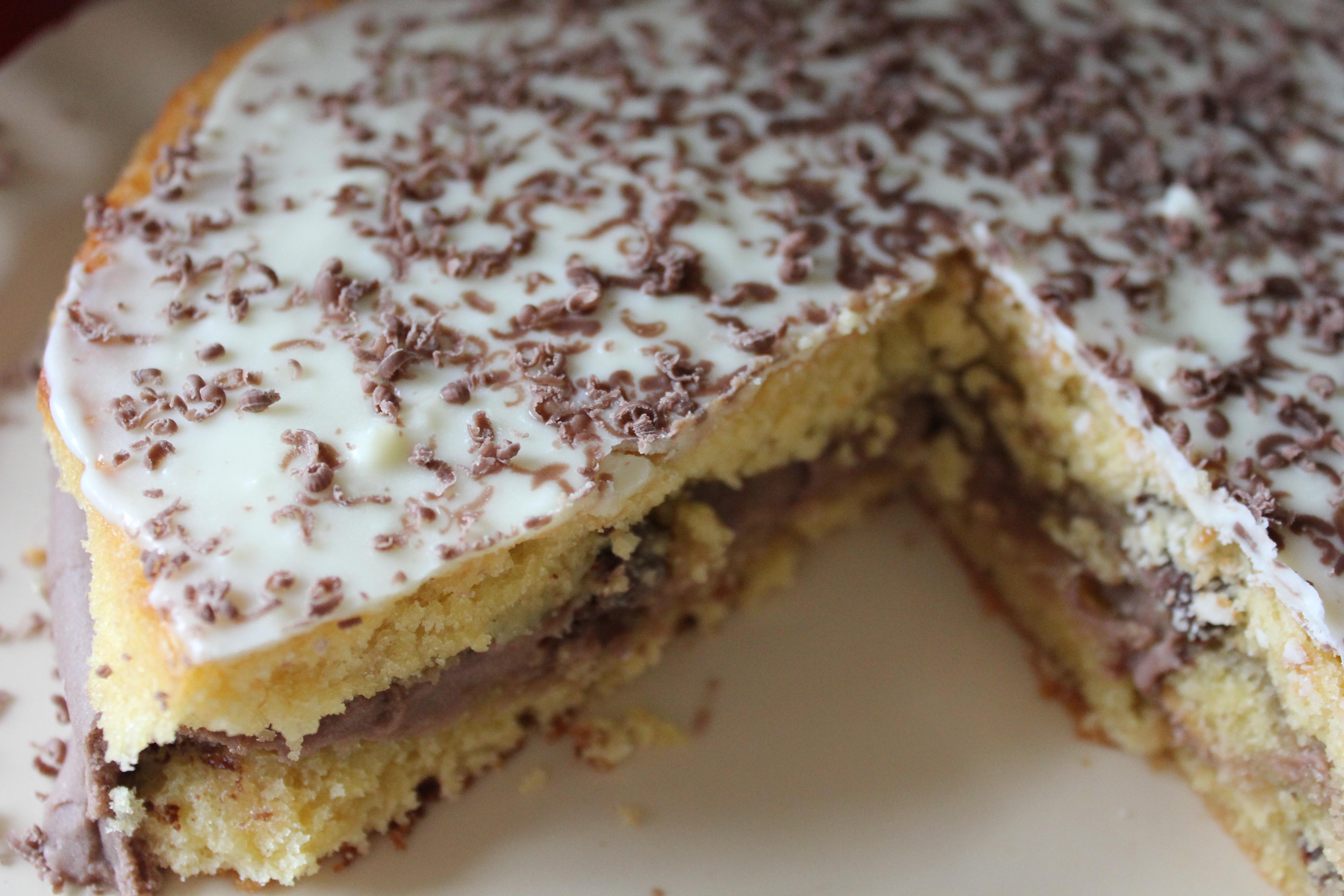 Bero Fruit Cake Recipe
