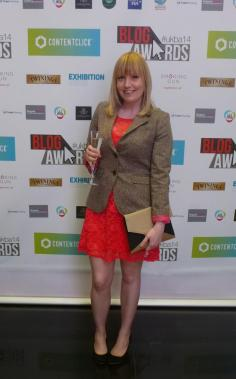 Cassiefairy National Blog Awards 2014 Highly Commended in Retail & Fashion